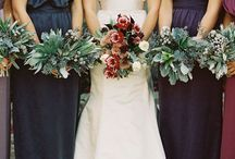 Weddings: What to Wear / Wedding attire, wedding dresses, tuxes & suits for brides and grooms curated by a wedding planner