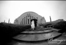 Weddings at Union Terminal / Embrace history, while celebrating your future. For more information about planning your wedding at Union Terminal, visit www.cincymuseum.org/special-events/weddings. / by Cincinnati Museum Center
