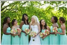 The Perfect Palette / Wedding day palettes / by Chrissy Olson
