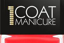 1Coat Manicure / lakiery do paznokci 1Coat Manicure