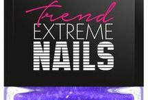 Trend Extreme Nails / Lakier do paznokci Trend Extreme Nails