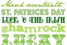 St. Paddy's / by Angie Richardson