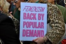 girl power / feminist & feminine inspiration