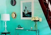 Bohemian Chic Decorating / Cute, Fun and Modern Decorating.