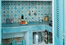 Kitchen Cocina / Kitchen decor fit for the toppiest of chefs.
