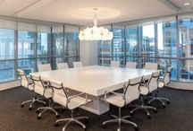 Coworking / Shared office spaces for the self-employed and freelance minded.