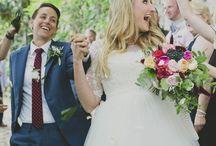 Italian inspired wedding / Destination wedding for a same-sex couple in Italy