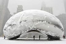 Chicago Lovin' / From the wintery streets of Downtown to the spectacular hiking trails!