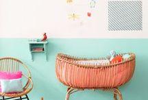 Nurseries / Beautiful and inspiring nurseries. / by Bee @ Hellobee