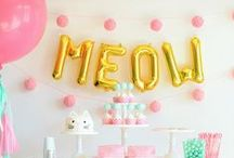 Parties: Kids / Ideas and inspirations for kids' parties. / by Bee @ Hellobee