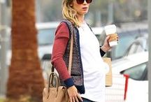 Style: Mom / Style and fashion inspiration for moms, maternity style
