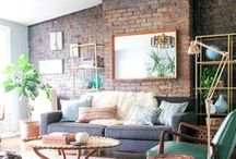 Interiors / Ideas and inspiration for decor in the home