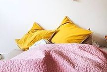 Color Inspiration / Beautiful, vibrant color inspiration for the home / by Bee @ Hellobee