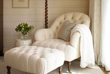 Interiors: Furniture / Cribs, beds, gliders, dressers, and changing tables.