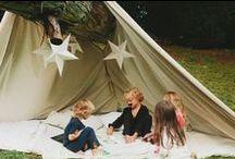 Picnics & Camping / Inspiration for picnics, camping, and glamping!