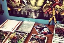 Comic Book Wednesdays