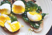 Recipes: Breakfast / Breakfast and brunch recipes