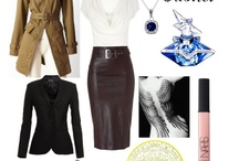 Inspired Outfits / by Melissa Stephens