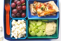 Healthy School Lunches / by Leslie Hughes