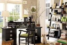 Home Office / by Virginia Kerr