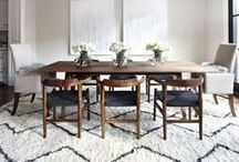 Interiors: Kitchens & Dining Rooms / Inspiration for kitchen and dining room decor and renovations