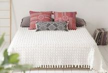 Interiors: Bedrooms / Inspiration for bedroom decor and renovations / by Bee @ Hellobee