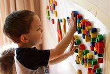 Sensory Play / Ideas for sensory play, sensory tubs, DIY activities, and sensory processing.