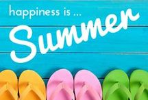 Season | Summer / A resource for indoor and outdoor activity ideas for kids to do in the summer.
