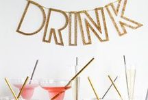 Parties: Adults / Ideas and inspiration for grown-up parties / by Bee @ Hellobee