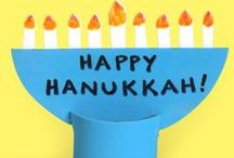 Holiday: Hanukkah / Hanukkah crafts and activity ideas for kids. / by Highlights for Children