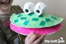 Materials | Paper Plates / A board dedicated to fun crafts you can create with a paper plate! / by Highlights for Children