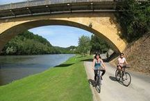 France cycling holiday / A potential cycling and camping holiday / by Emily Simpson