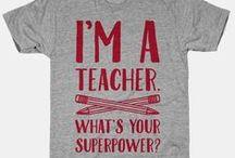 Gifts: Teachers / Teacher gift ideas