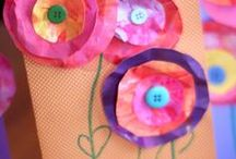 "Mother's Day / Nothing says ""I love you, Mom"" better than a homemade gift!  / by Highlights for Children"