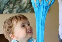 Messy & Fun / Projects and activities to do with your kids... that might get a little messy! / by Highlights for Children