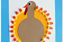 Holiday | Thanksgiving / Crafts and recipes to help your family celebrate giving thanks! / by Highlights for Children