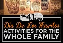 Holiday | Día de los Muertos / Celebrate and honor the ones who have passed with these simple kid-friendly crafts and recipes / by Highlights for Children