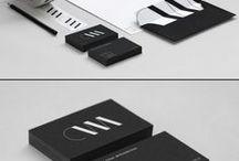 Branding Inspiration / Inspiration for packaging, mock ups, logos, stationary, branding and brand boards