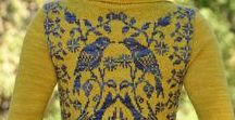 jacquard: womens and mens cardigans, dresses, jumpers, sweaters