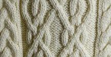 Clan Aran Patterns / Aran Pattern