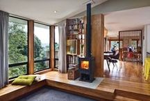 Interiors  / Interiors that work or inspire. / by Terri Shaw