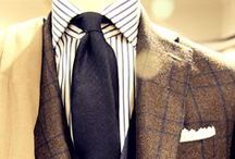 Fashion - Men / You are looking FINE! / by Nita Wiebe
