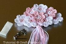 Crochet Websites / by Barbara Tappa