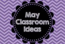 May Classroom Ideas