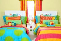 La stanza dei bambini / Dolce dormire...nella cameretta dei bambini! Tante disposizioni, colori e idee per arredare la stanza dei bambini! / by Oltre Tata