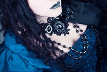 Gothic Clothing and Accessories / A collection of beautiful gothic clothing and accessories. A range from full gothic victorian to casual and everything in between.  / by Kristin Devocelle