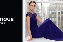 JS Boutique / Stunning short and long dresses by JS Boutique available at mirellas.ca