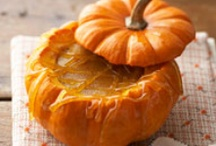 Pumpkin / by Tam P