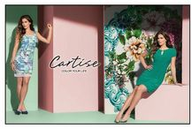 Cartise Collection / Montreal based collection creating amazing designs for the modern day woman ~ available at mirellas.ca