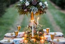 The Inspired Table / Setting a beautiful table